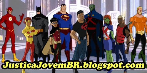 Justice League of Young Justice