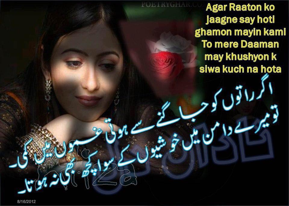 Urdu Poetry & Shayari of Famous Poets | Ranjish.com