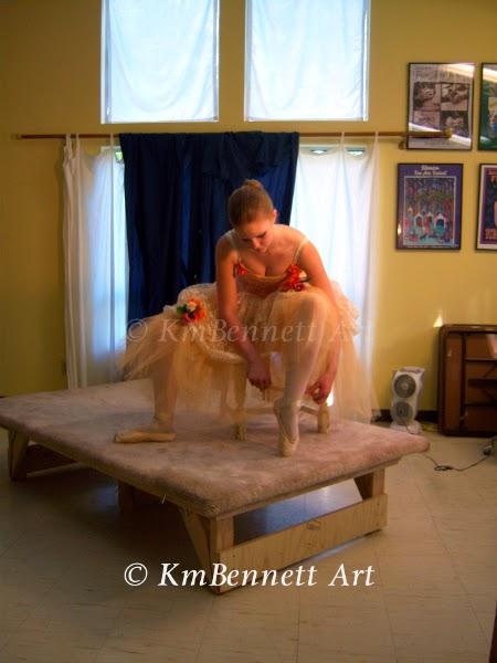 Ballet model 01