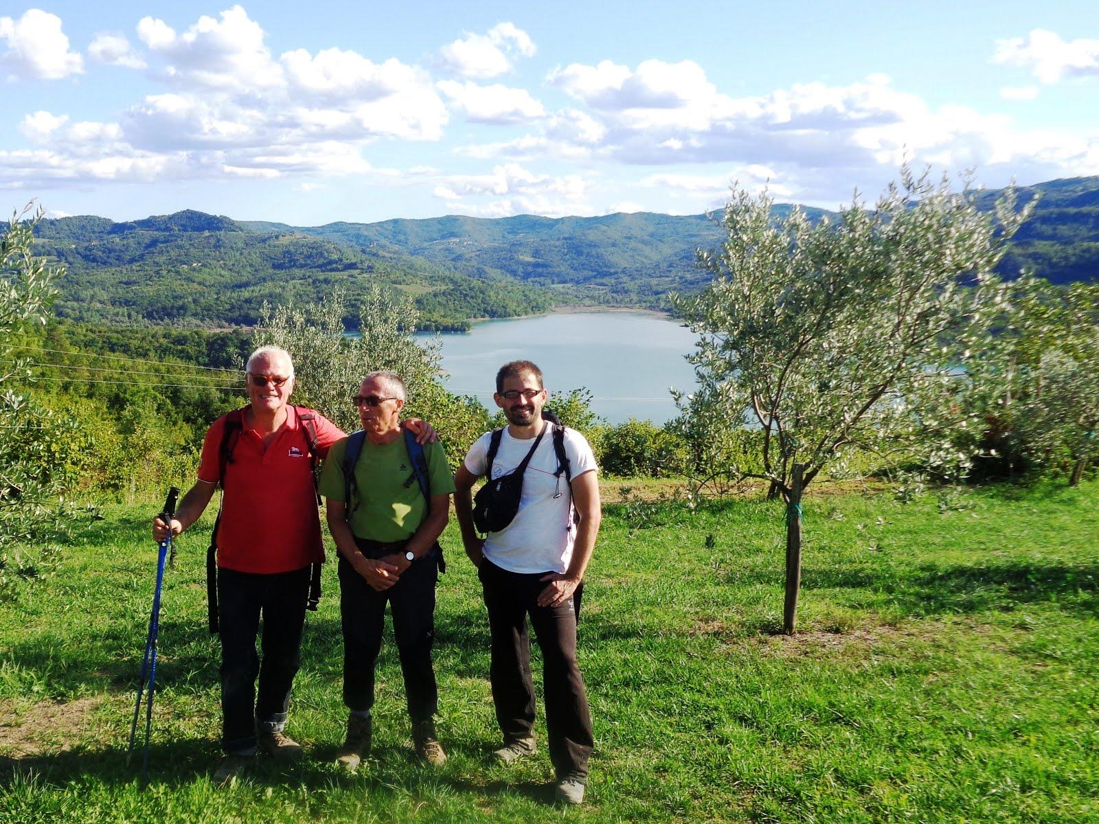 2 ottobre - Istria poco conosciuta - Andar per valli e paesi facendo il periplo del lago Butoniga