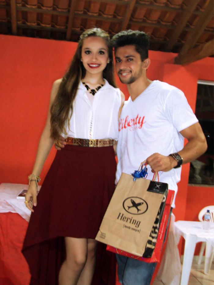 Cristimar Martins conquistou o segundo lugar em concurso de beleza no Paraná