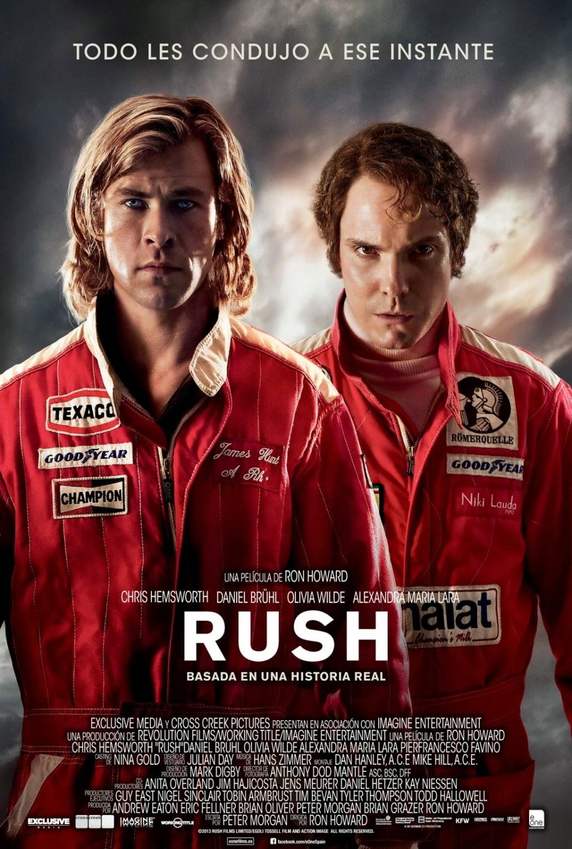 Comentario de la película Rush