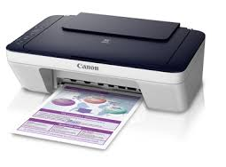 Canon Pixma E400 Printer Driver