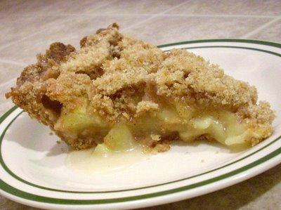 iShine Magazine: How to make Apple Crumble Pie