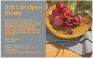 Still Life Open Studios, Join Me!