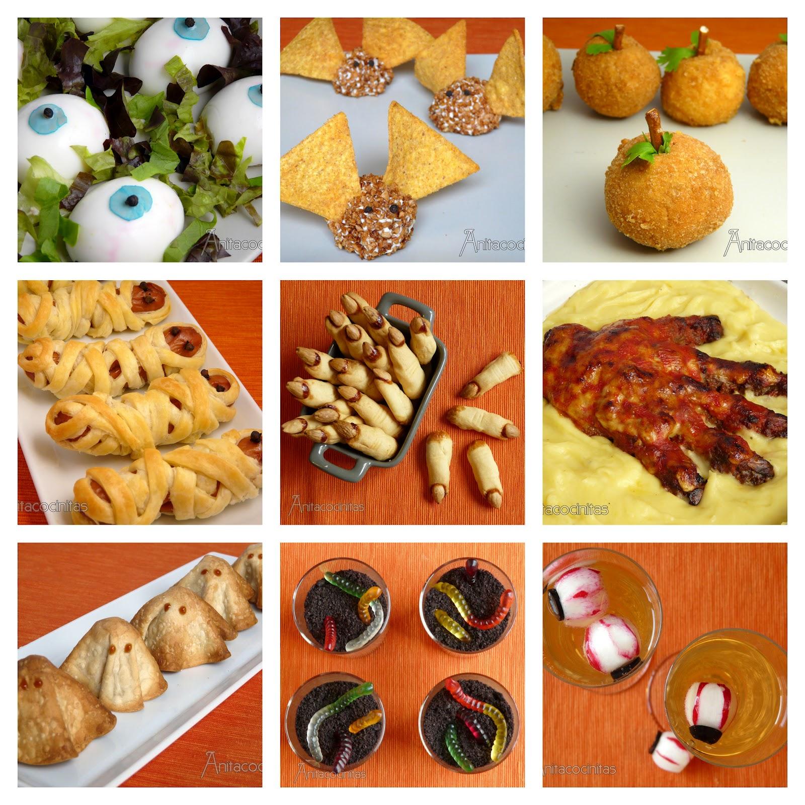 Dragonfly things ideas para la noche de halloween comida for Comidas originales
