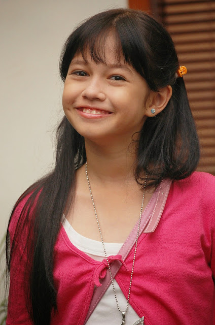 Foto Yuki Kato kecil