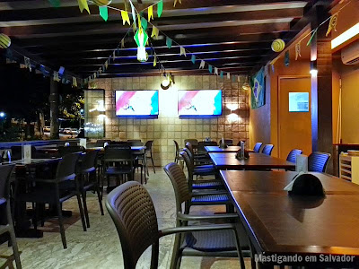 Zaccaria Bar: Ambiente interno