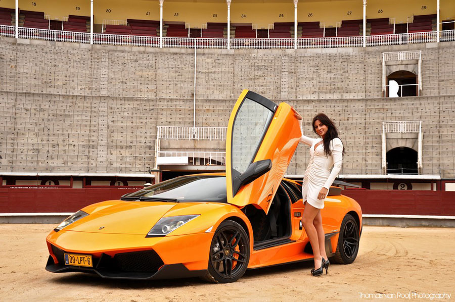 Lamborghini Babes 2 Derpfudge