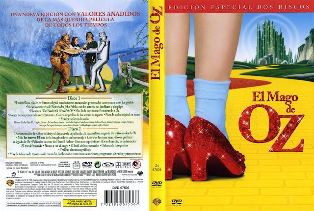 El Mago de Oz Dvd