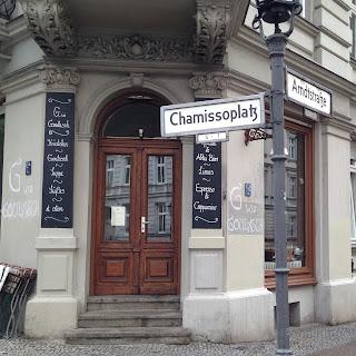 Bilder från Chamissoplatz