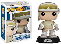 Funko Pop! Luke Skywalker (Hoth)