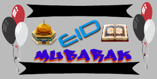 2013 Eid with Online Blogger Tricks (2013 Eid Mubarak)