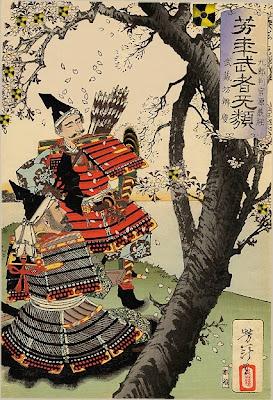 Yoshitsune et Benkei