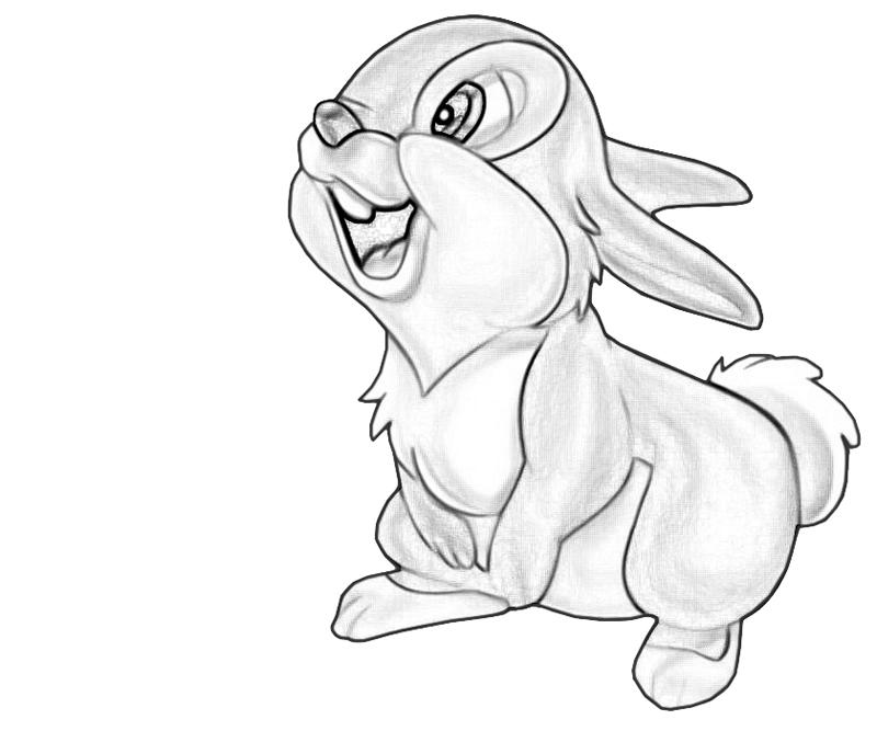 thumper-character-coloring-pages