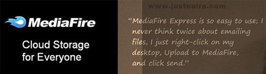 MediaFire Hosting Services