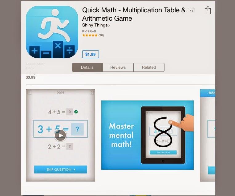 4B - Class Blog: Math Facts