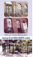 Iron Gates, Iron Window Guards, Iron Doors, Custom Iron Work NYC