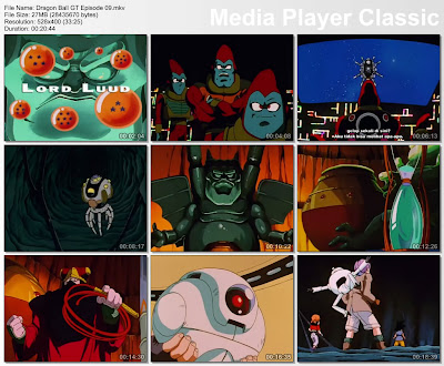 Download Film / Anime Dragon Ball GT Episode 09 Bahasa Indonesia