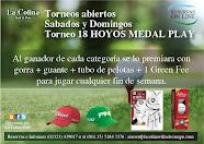 TORNEOS ABIERTOS