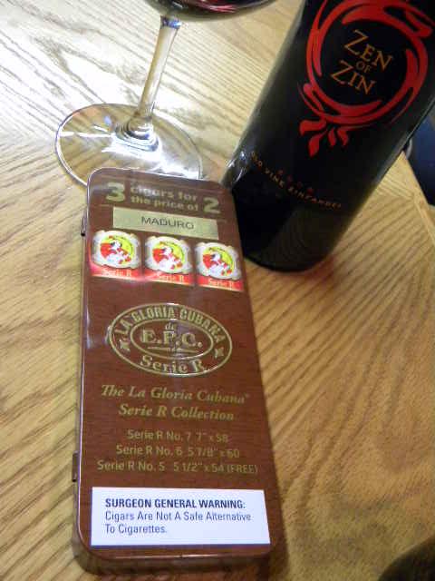 Cigar And Beverage Pairings La Gloria Cubana Serie R No