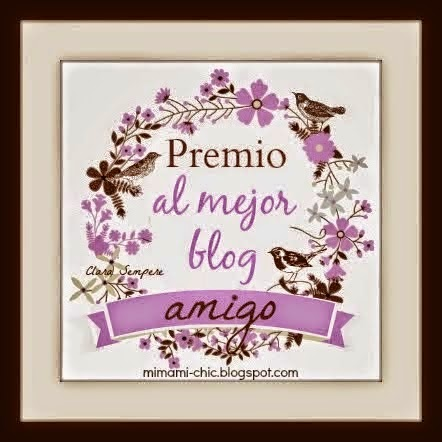 Premi Blog Amigo