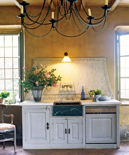 The enchanted home for Separate kitchen units