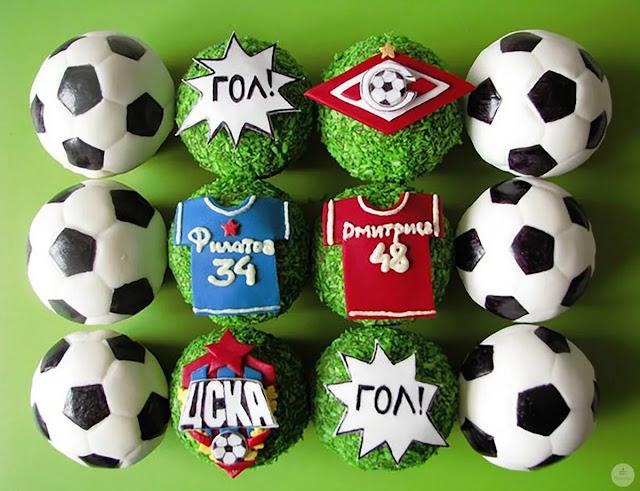 Подарок на день рождение футболисту 86