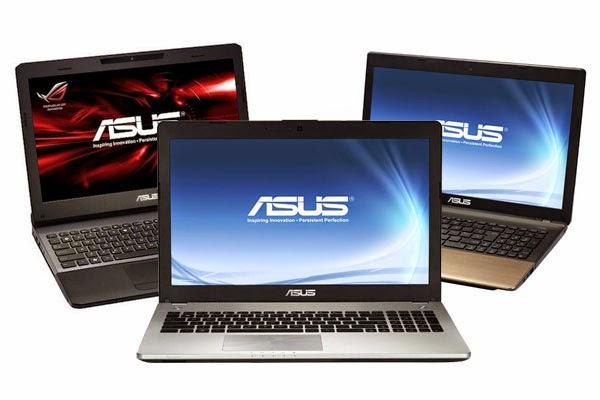 Daftar Harga Laptop Asus Terbaru Bulan Februari 2015