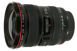 spesifikasi Canon EF 17-40mm f/4L USM