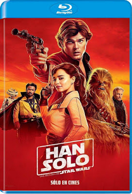 Solo A Star Wars Story 2018 BD25 Latino