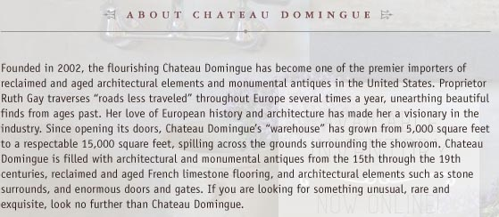 About, www.chateaudomingue.com