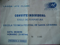 Formatura ETFSC 05/09/96