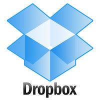 Dropbox'ın logosu