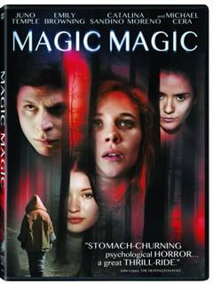 Magic Magic | DVD-R | Full | Latino | Ingles