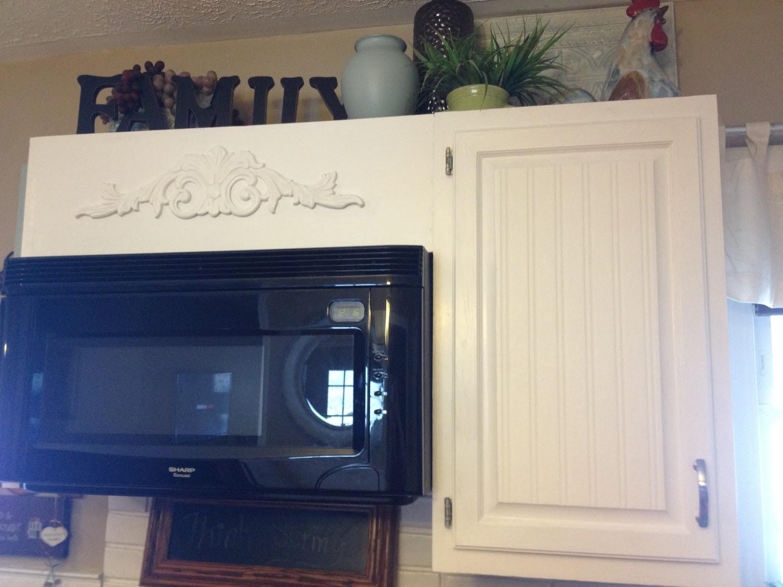 White Beadboard Kitchen CabiDoors