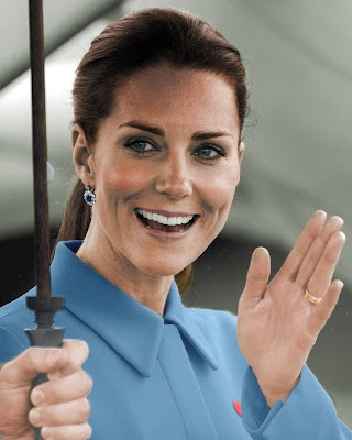 The Duchess of Cambridge Luxe Models