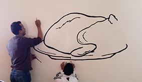 مؤسسة التفتح الفني و الأدبي و رهان الفن للجميع