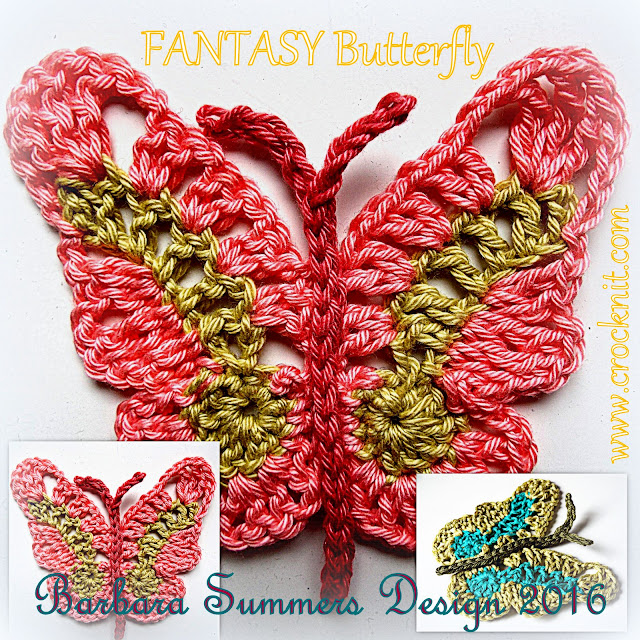 crochet patterns, how to crochet, butterfly, butterflies, fantasy