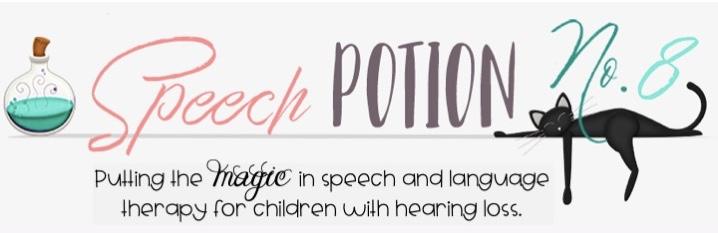 Speech Potion No. 8