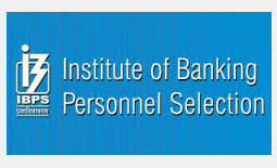 Institute of Banking Personnel Selection Hiring Technical Faculty