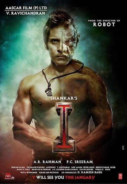 I (2015) Movie Poster