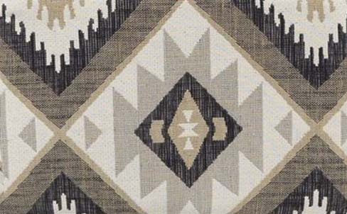 ~linenandlavender.net: NICO POUFFE Pouffe square kilim This item  Dimensions cms (L/w/h) : 52 x 52 x 44 Density : 28/38 Composition Structure: birch and Feet: oak + fabric: 30% polyester, 14% linen, 56% viscose Price 236,00 &#8364;