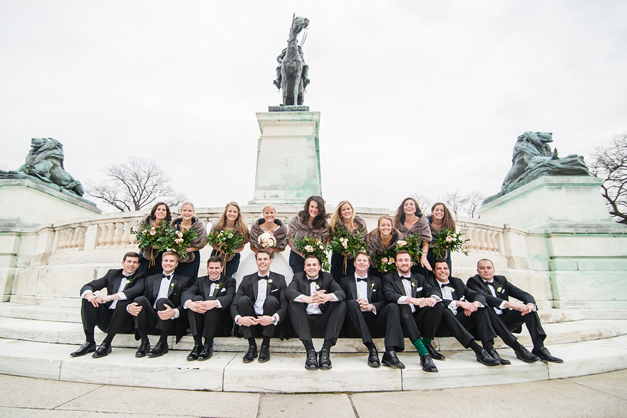 Capitol Building - DC Wedding Photography