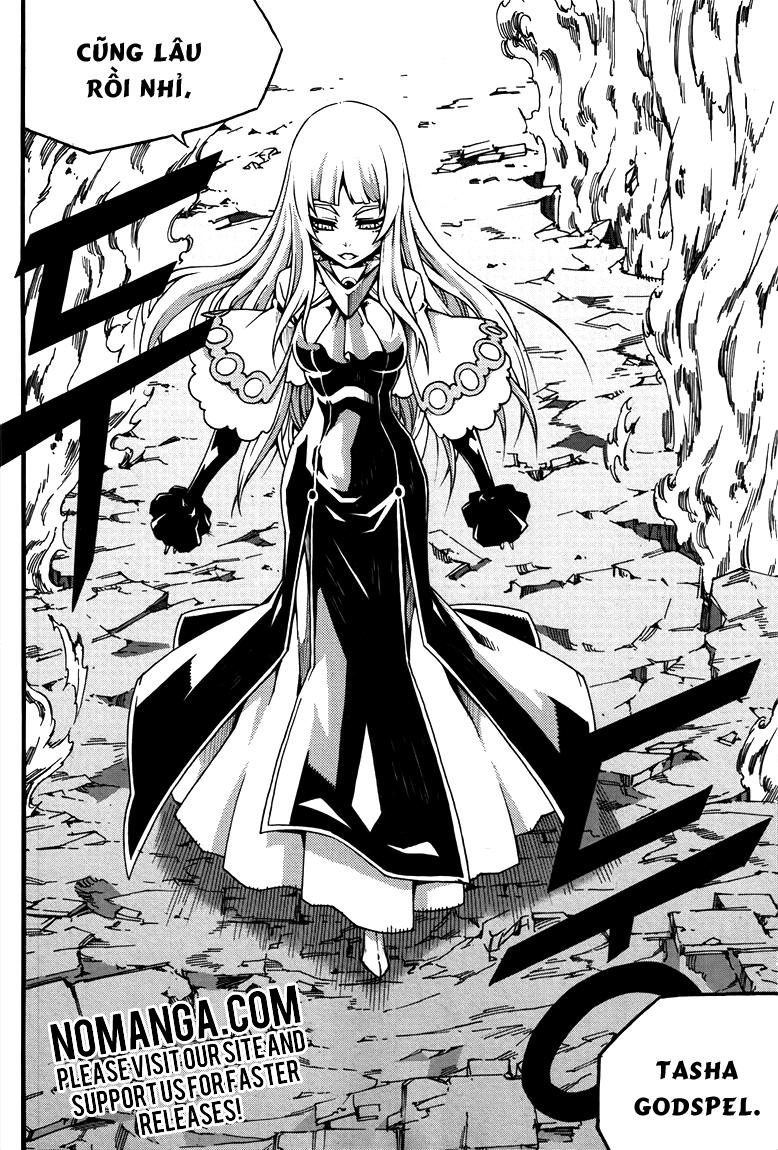 Witch Hunter – Thợ Săn Phù Thủy chap 77 Trang 30 - Mangak.info