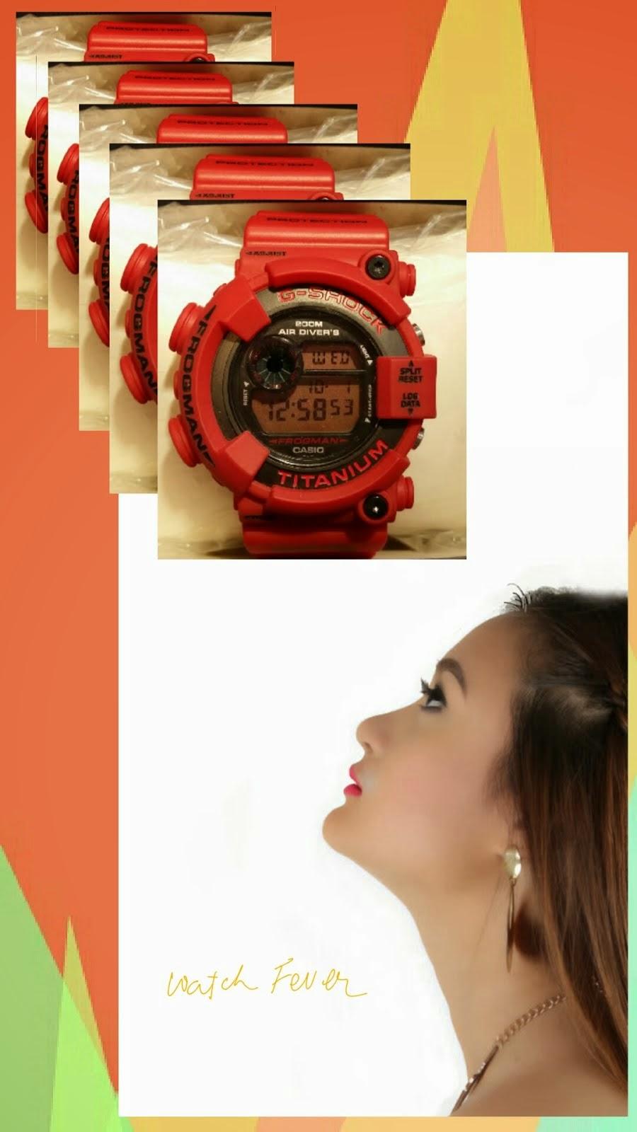 G-Shock Progman HKD$7,400!