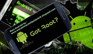 How root my android devices