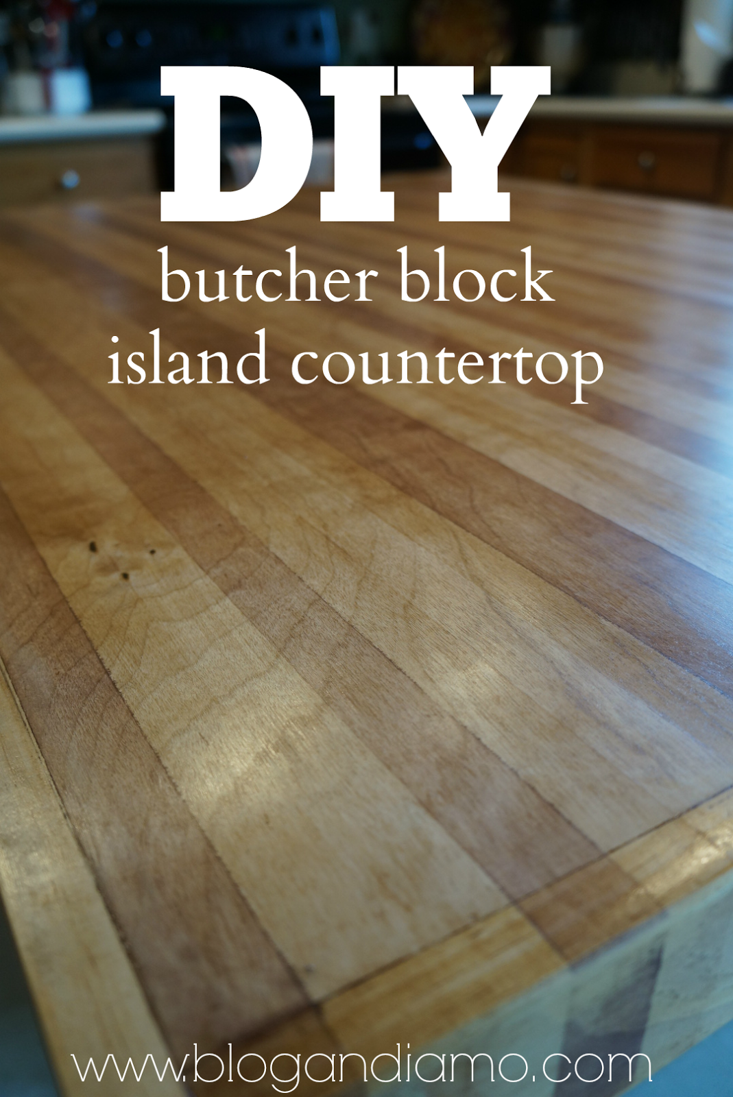 diy butcher block island countertop andiamo