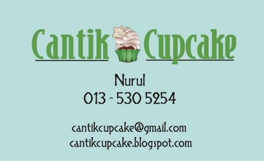 Cantik Cupcake