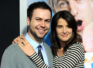 Cobie Smulders Husband Taran Killam 2013
